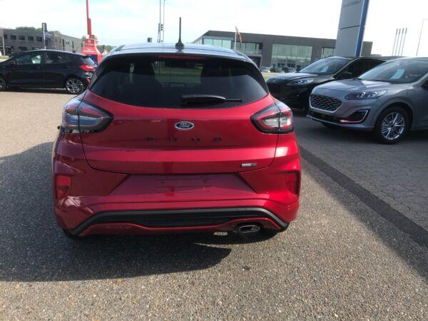Ford Puma 1,0 EcoBoost mHEV ST-Line billede 2