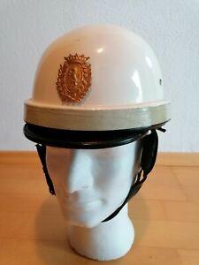 Bergamo Italien Motorrad Helm Vintage Alt Selten