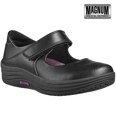 MAGNUM SRC Mary Jane Ladies Healthcare Catering Womens Clog Nurses Shoes  2-8   eBay