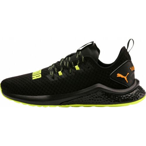 Mens Puma Hybrid Nx Daylight Mens Running Shoes Black