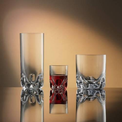 Bohemia Verres Cristal Verres Alcool Verres barline Trio cocktails