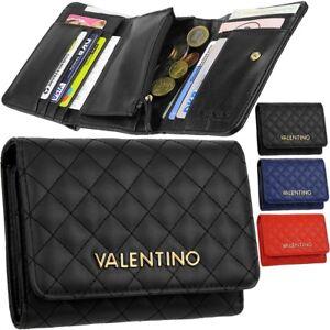 VALENTINO-Damen-Geldboerse-Geldscheintasche-Brieftasche-Portemonnaie-Geldbeutel
