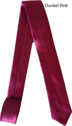Tie Narrow Business Thin Skinny Neck Tie Trendy Modern Tie Binder NEW
