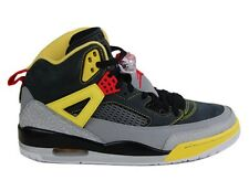 NIKE AIR JORDAN SPIZIKE BLACK-RED-SILVER-YELLOW SZ 11 [315371-050]