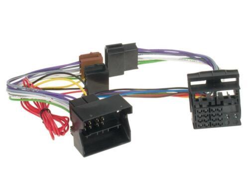 Freisprechadapter Parrot radio FSE adaptador Rover 17pin compacto conector ronda pins