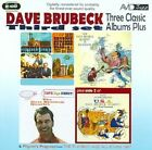 Three Classic Albums Plus 5022810300229 by Dave Brubeck CD