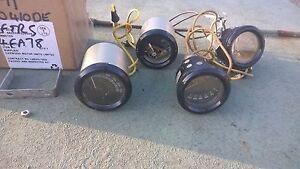 4-X-Militaire-Ammeters-Pour-de-Rechange-Reparation