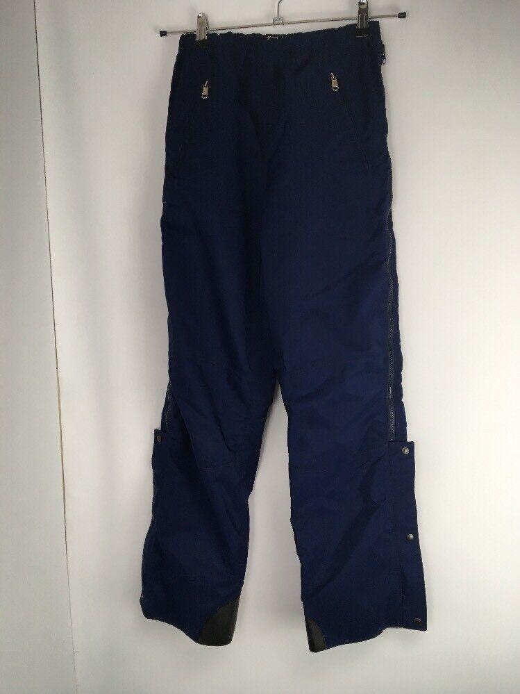 VTG FAR WEST Gore Tex Ski Snow  Mountain Pants Sz S Rare Zipper Leg  creative products