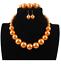 Charm-Fashion-Women-Jewelry-Pendant-Choker-Chunky-Statement-Chain-Bib-Necklace thumbnail 175