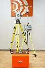 Sokkia Sx 105t 5 Robotic Total Station Rc Pr5a Panasonic Toughpad Magnet Layout