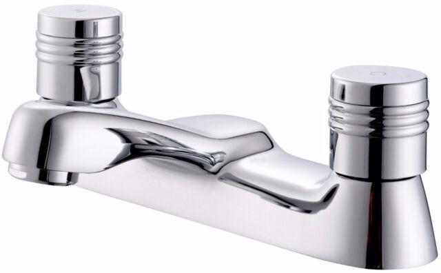 Plumbsure Opal Chrome Bath Mixer Tap | eBay