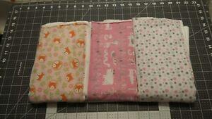 Handmade Burp Cloths Baby Soft Comforting Hypoallergenic Cloth