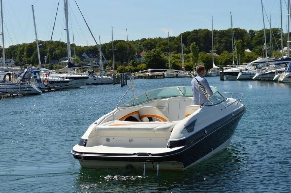 Viper V 243, Speedbåd, 2008