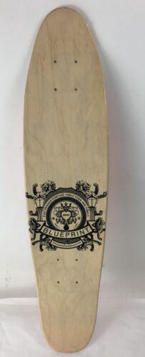 Blueprint skateboards BLUE matryoshka Cruiser 7 ply Canadian maple deck