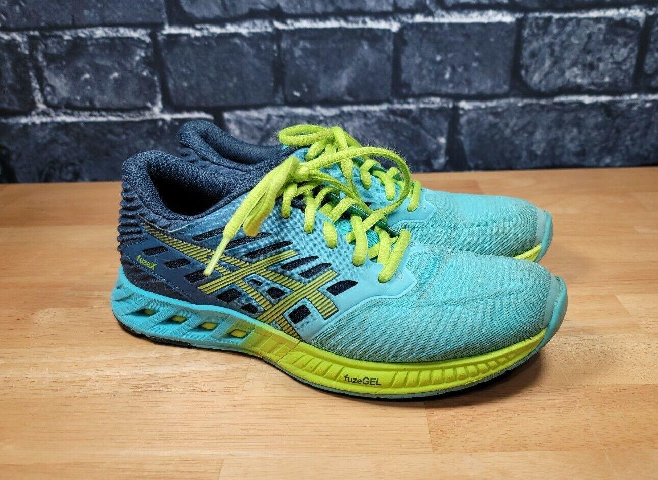 Asics FuseX (T689N) Running Shoes, Women's Size 6, Tu… - Gem