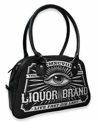 Onesto Offerte Liquor Brand Eye Da Donna Borsetta/bags. Tatuaggio, Pin Up, Rockabilly Style-s.tattoo,pin Up,rockabilly Style It-it Mostra Il Titolo Originale Design Accattivanti;