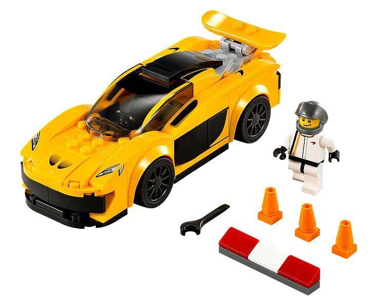 LEGO LEGO LEGO ® Speed Champions 75909 McLaren p1 ™ NEUF neuf dans sa boîte NEW En parfait état, dans sa boîte scellée Boîte d'origine jamais ouverte 3d27a7