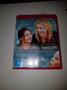 My-Sister-039-s-Keeper-Blu-Ray-DVD-Movie-VGC