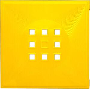 t r f r w rfel regal flexi ikea expedit kallax norn s einsatz mit lekman gelb ebay. Black Bedroom Furniture Sets. Home Design Ideas