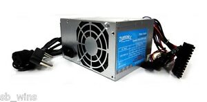 Zebronics ZEB450W (DSATA) Economy Series Desktop Power Supply SMPS + ...