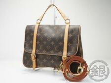 AUTH PRE-OWNED LOUIS VUITTON MONOGRAM MARELLE SAC A DOS 3-WAY BAG M51158 141597