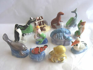 Wade  Various UNDER THE SEA WHIMSIES & FULL SET