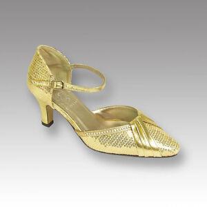 Fic Floral Elsie Women Wide Width Evening Dress Shoe For Wedding