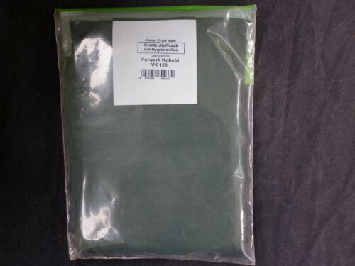 Stoffbezug Filterkassette geeignet Vorwerk Kobold VK 120