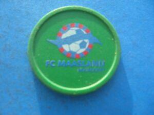 (g) F.c. Football Club Maasland Waldkorn Couleur Vert Jeton Coin-afficher Le Titre D'origine