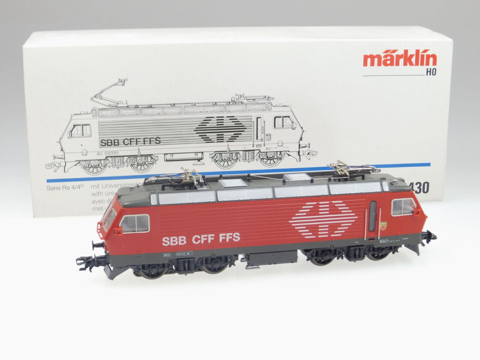 97/002    h0 E-Lok serie re 4/4 10 101 SBB  Art. - N. 3430  AC/DIGITALE