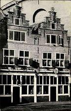 Amsterdam alte AK Niederlande 1968 Toebackwinkel De Gouden Spiegel Straßenpartie