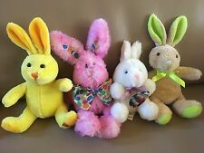 OFFERS WELCOME Plush Easter Bunny Gund SWIRLEY Jellybeans Reese's Hershey