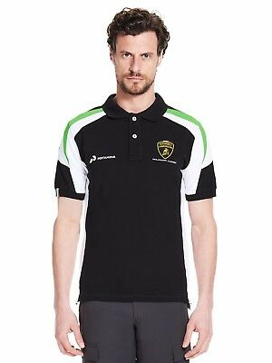 1xl 1small Year-End Bargain Sale Automobili Lamborghini Squadra Corse Men's Polo Official