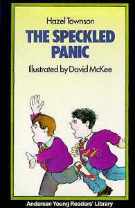 Townson-Hazel-The-Speckled-Panic-Arthur-Venger-Paperback-Very-Good-Book