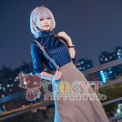 Division Rap Battle Nemu Aohitsugi Dress OTHER CHARACTERS Cosplay Costume COSYT