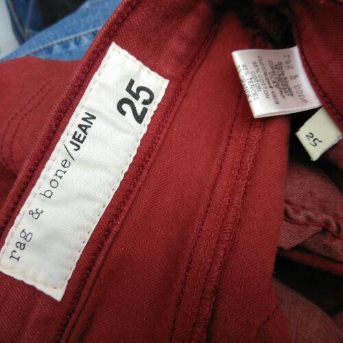 da S donna Jeans Skinny Bone Rag 25 Taglia qwagSaxB