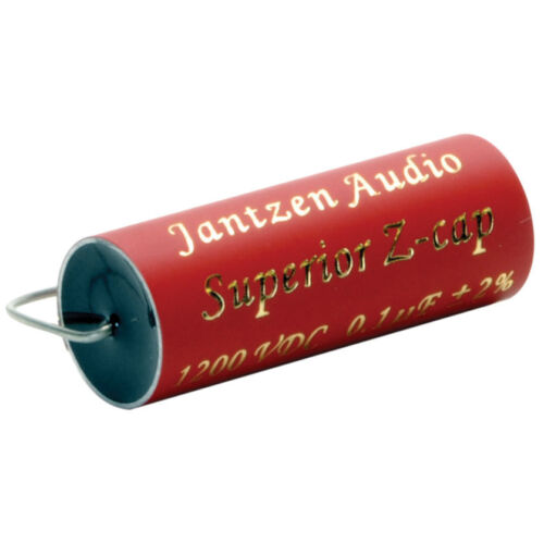 Jantzen 0502 0.10uF 1200V Z-Superior Capacitor