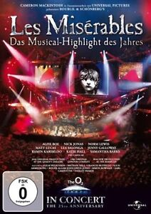 LES-MISERABLES-Musical-25-ANNIVERSARY-CONCERT-DVD-nuovo