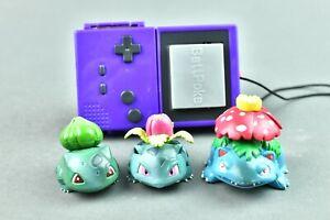 Pokemon-Tomy-Bulbasaur-Ivysaur-Venusaur-CGTSJ-Vintage-Battpoke-Authentic