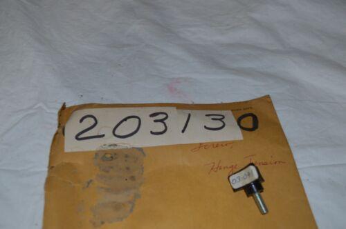 203130 HINGE TENSION SCREW KNOB NO NOS MINN KOTA PART