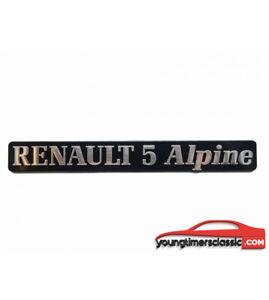 Monogramme-RENAULT-5-ALPINE-TURBO
