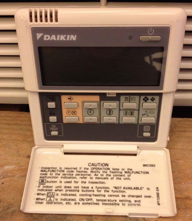Aircondition, Daikin super inverter