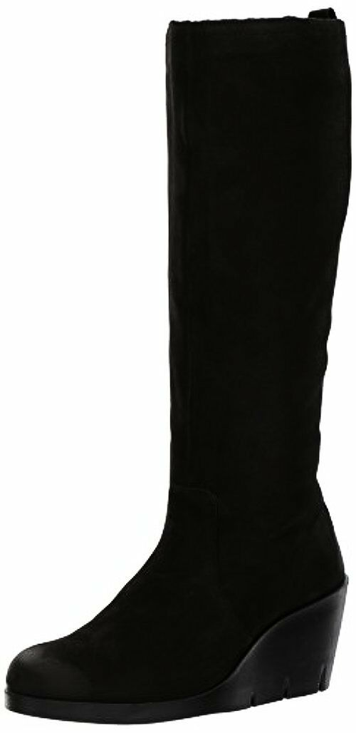 ECCO Womens Bella Wedge Tall Riding Boot    7-7.5 US- Pick SZ color.