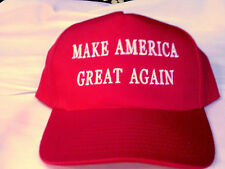 5c4310a14 Make America Great Again Embroidered Bucket Hat by Customon Red One ...