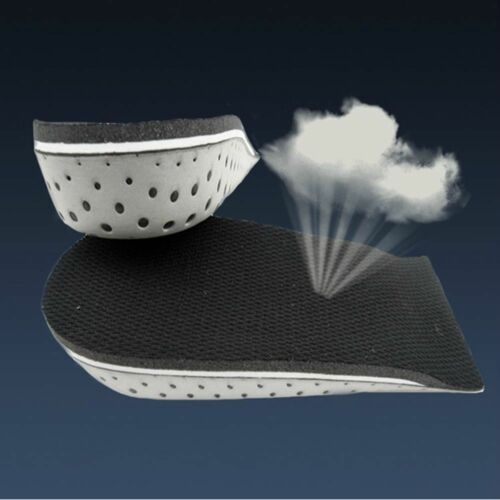 Breathable Shoes Elevator Memory Foam Insert Insoles Cushion Shoes Pad Height
