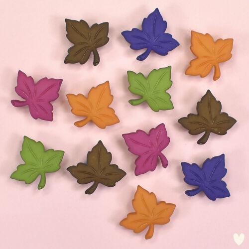 Boutons Galore feuilles d/'automne 4619-Feuilles d/'automne automne Jardin DRESS IT UP