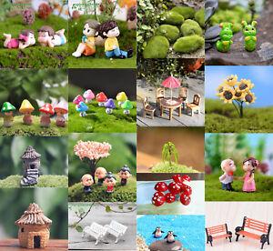 Miniature-Fairy-Garden-Ornament-Decor-Pot-DIY-Craft-Accessories-Dollhouse
