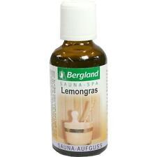 Bergland Sauna-Aufguss Lemongras 50ml