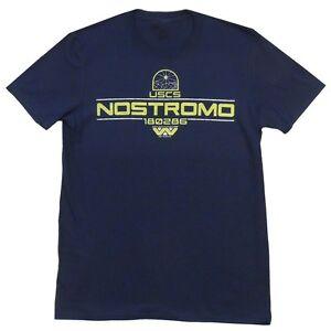 Alien Movie WEYLAND Licensed Adult T-Shirt All Sizes