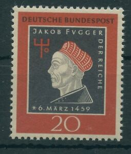 Germany-BRD-Federal-1959-Mi-307-Mint-MNH-More-See-Shop